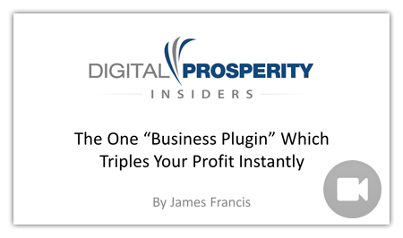 The One Business Plugin Which Triples Your Profit Instantly